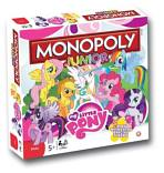 Gra Monopoly Junior My Little Pony