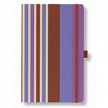 Notes A5 Ivory Stripes 006 Linia