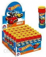Bańki Mydlane 55 Ml Hot Wheels