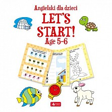 Angielski Lets Start Age 5-6